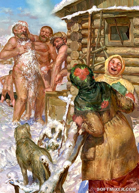 Голые русские девушки на фото  обнаженные на devahy