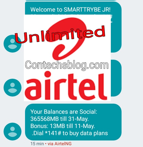 Airtel 2017 Unlimited Free Browsing Code