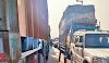 लॉकडाउन: बालू गिट्टी के परिवहन को छोड़ सभी मालवाहक वाहन चलाने की अनुमति