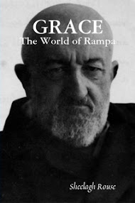 Cover of Sheelagh Rouse's Book Grace The World Of Rampa