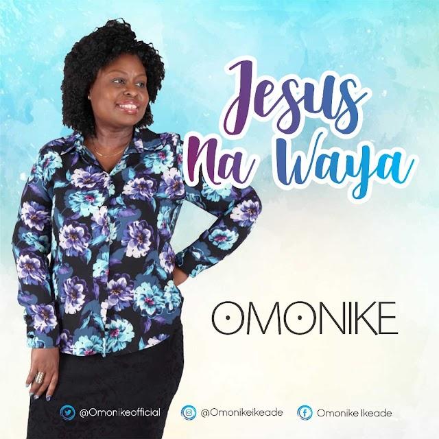 """New Video+Music: """"Jesus Na Waya"""" By Omonike    @Omonikeofficial cc: @Benmagradio."""