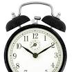 The first alarm clock could only ring at 4 a.m.