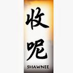 shawnee - tattoos for men