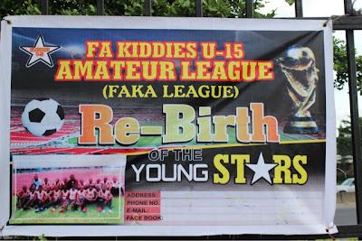 Leo Football Academy Top, As FAKA League Takes Festive Break