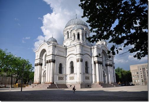 4 kaunas basilique de larchange St Michel