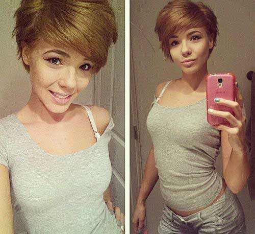 haircuts for black top style a pixie cut 2016 2017 style you 7 2703
