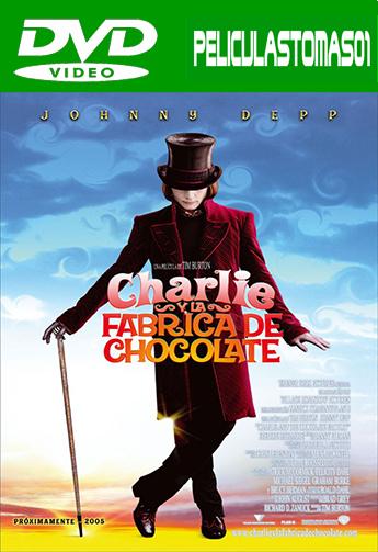 Charlie y la fábrica de chocolate (2005) DVDRip