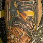 Photo - Star Wars Tattoos Pictures