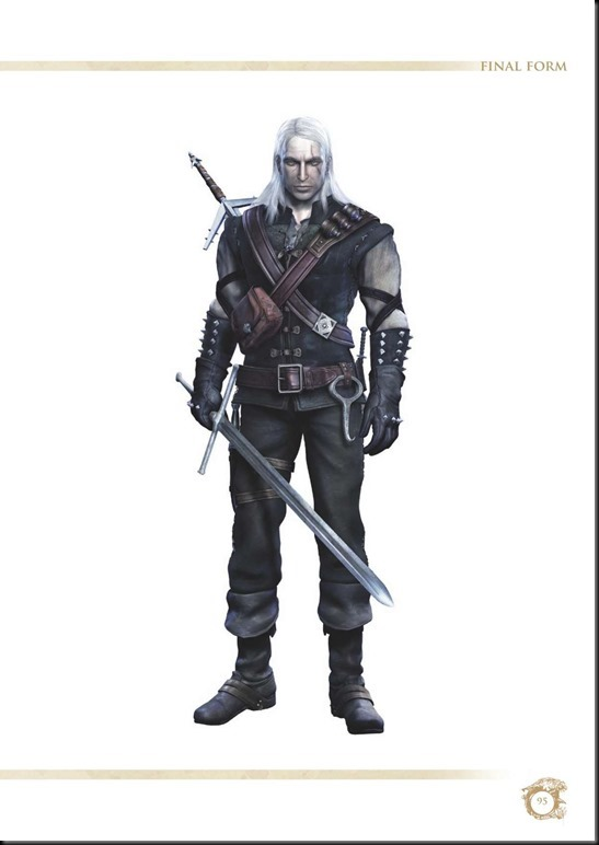 The Witcher (1) _ Artbook_816932-0096
