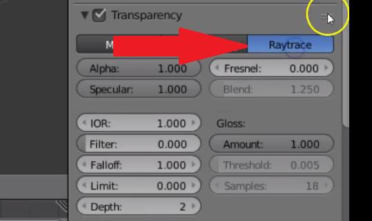raytrace-option-blender
