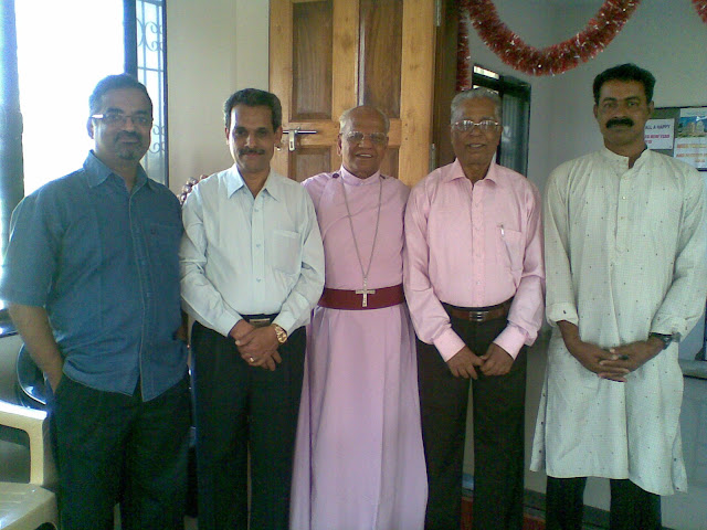 Visit of Rt. Rev. Micheal John at Vasai - Image140.jpg