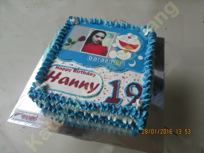 Kue Ulang Tahun Rawa Bokor