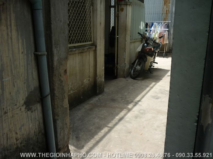 Bán nhà Hồng Lạc ,Quận Tân Bình giá 1, 8 tỷ - NT5