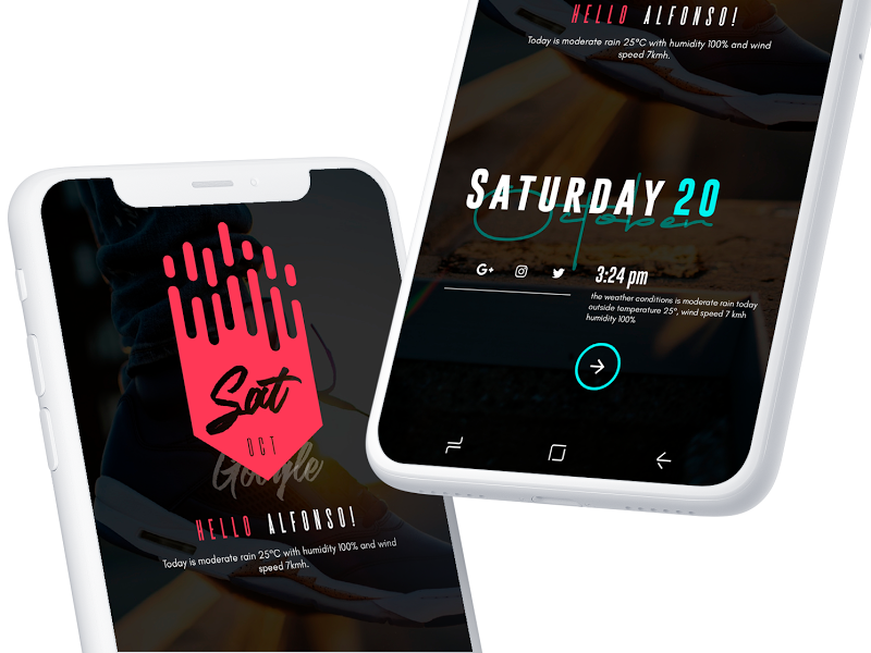 Neo Widgets for KWGT Screenshot 0