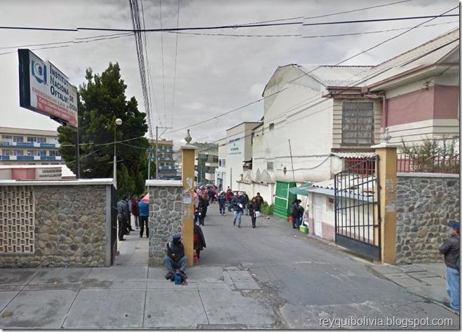 Instituciones de salud en Bolivia