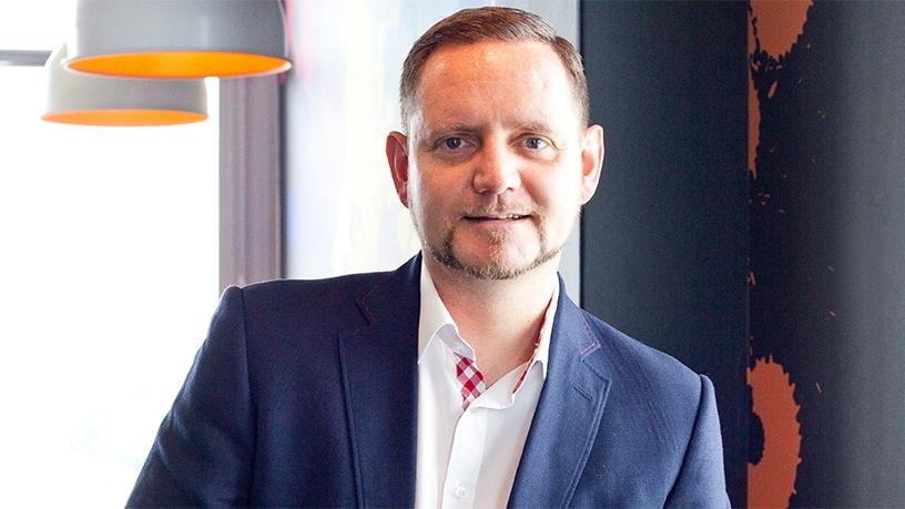 Rolf Eichweber, executive: Johannesburg, at DigiBlu.