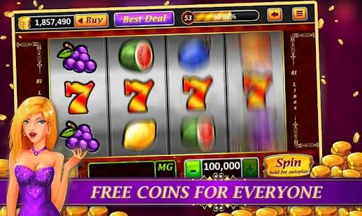 Slot Machines–Wild Casino HD Ekran Görüntüsü