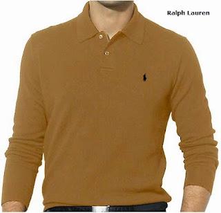 Ralph Lauren polo en jersey