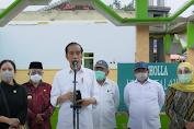 Presiden Jokowi : Gaji 13 Akan Dibayarkan Jelang Tahun Ajaran Baru Anak Sekolah