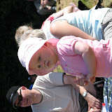 2008 pinsegudstjeneste og udflugt til Gepgrafisk have