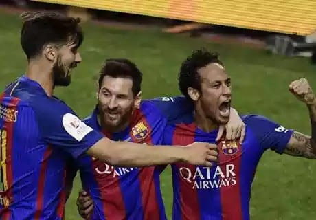 Video: Barcelona 3 – 1 Alaves [Copa Del Rey Finals] Highlights 2016/17