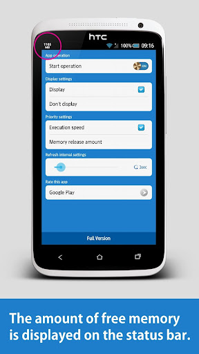Memory Release Plus screenshot 7