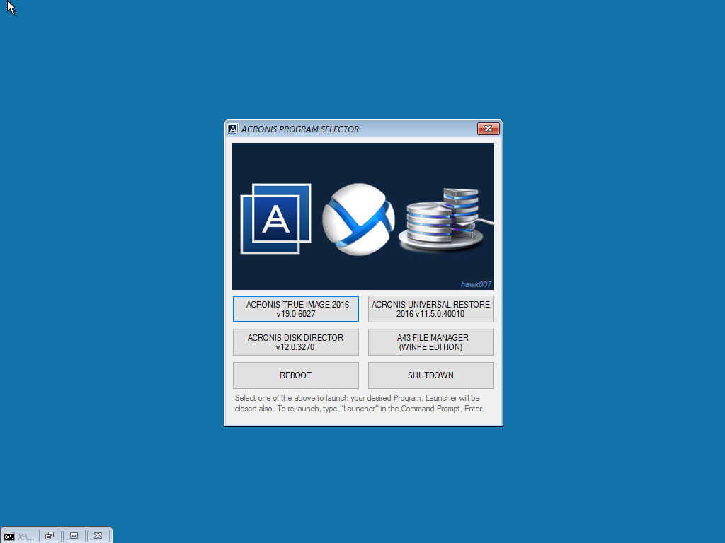 Acronis All In One Boot Disk Winpe 10 » WarezTurkey | Program indir