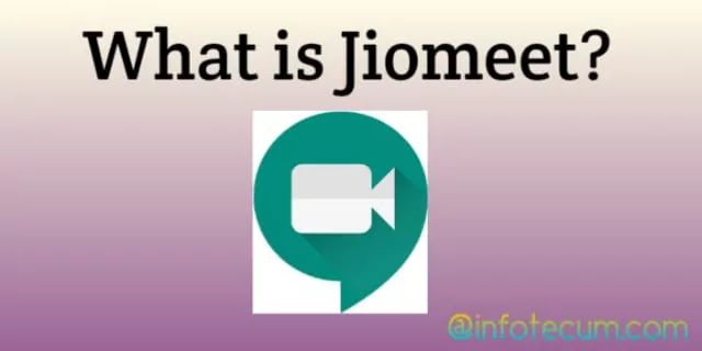 How to join a jiomeet call