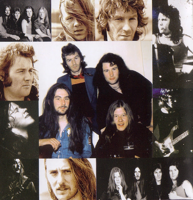 Necromandus ~ 1973 ~ Live inside