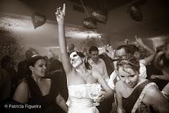 Foto 2196pb. Marcadores: 20/08/2011, Casamento Monica e Diogo, Rio de Janeiro