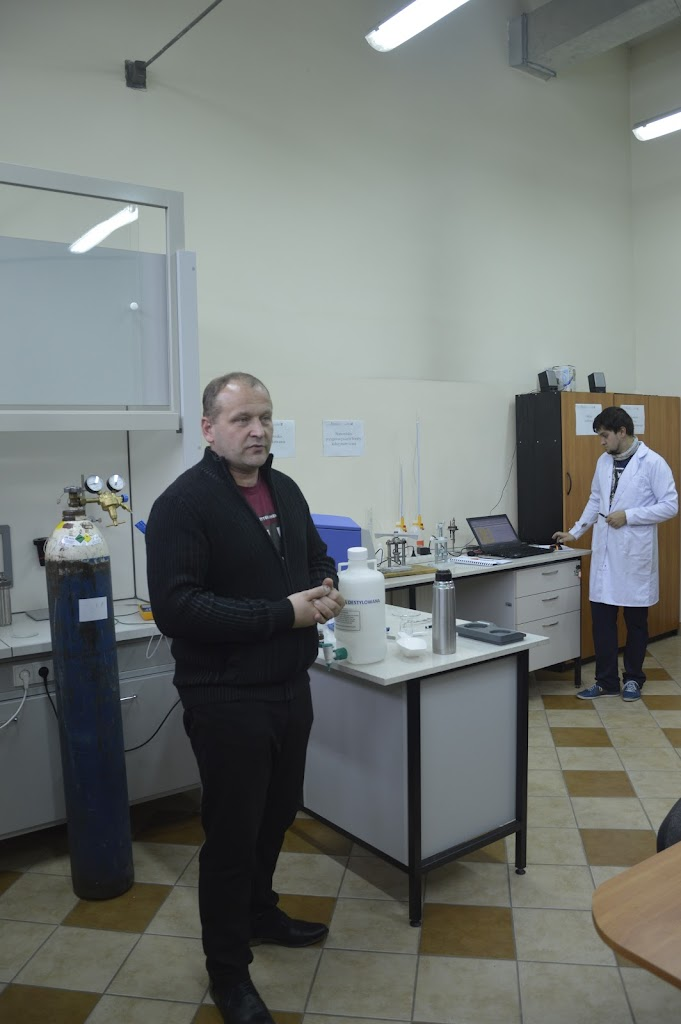 Wizyta na Uniwersytecie Rolniczym - biopaliwa - _DSC0269.JPG