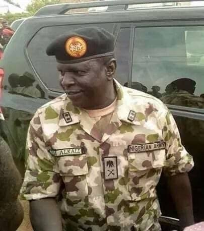 T he Body of The Missing Army General, Retired Major General Idris Alkali Has Been Found