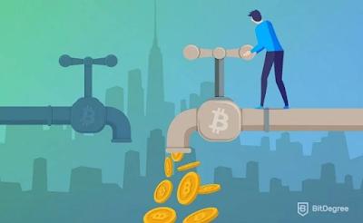 The Idea of Bitcoin faucet