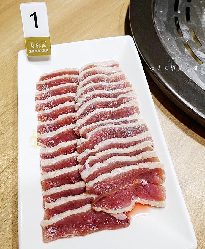 71 蒸龍宴 活體水產 蒸食 台北美食 新竹美食 台中美食