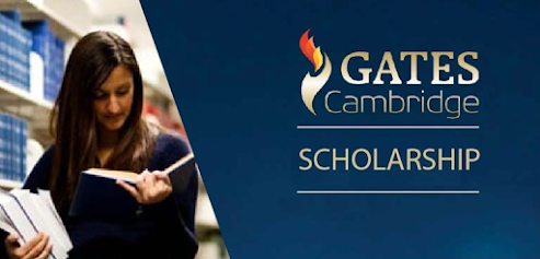 See how to apply for the Gates Cambridge Scholarships for International Students