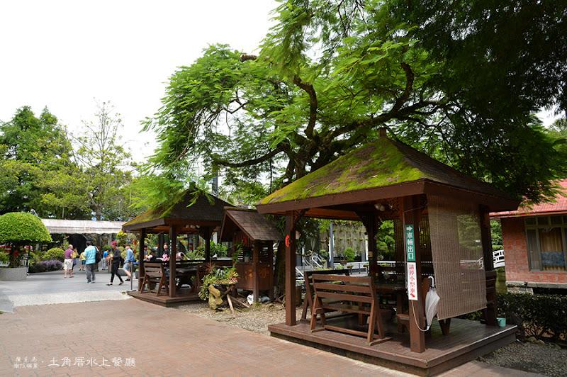 土角厝水上庭園旋轉餐廳