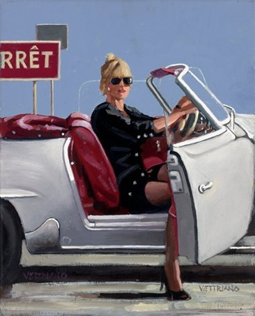 Vettriano, Malice aforethought