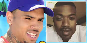 Ray J Defends Chris Brown Over 'Gun Threat' Arrest As He Gets Bailed