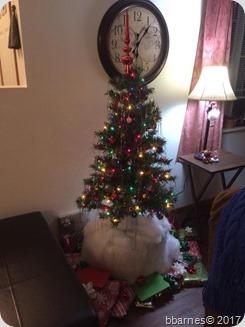 Christmas tree 12102017