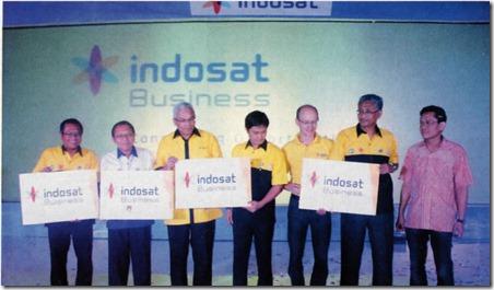 Indosat Business Layani Pelanggan Korporasi