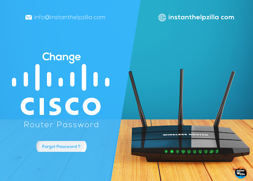 How Can I Change Cisco Router Password