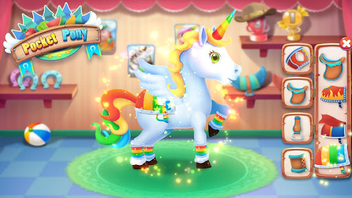 ud83eudd84ud83eudd84Pocket Pony - Horse Run 2.8.5009 screenshots 2