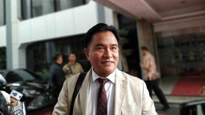 Gugat AD/ART Demokrat ke MA, Kubu AHY: Jejak Yusril Sebagai Pejuang Demokrasi Tercoreng