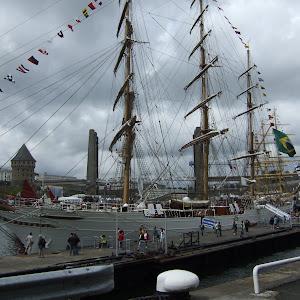 Le Cotagon à Brest 2008