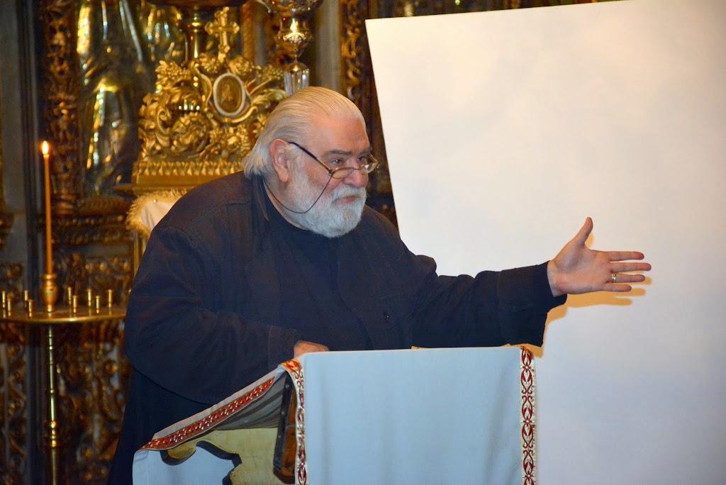 Sorin Dumitrescu la Sf. Silvestru despre Inviere 014