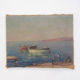 Seo Syaniny Signed Painting