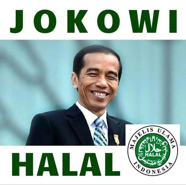 Jokowi Tergoda Isu Agama?