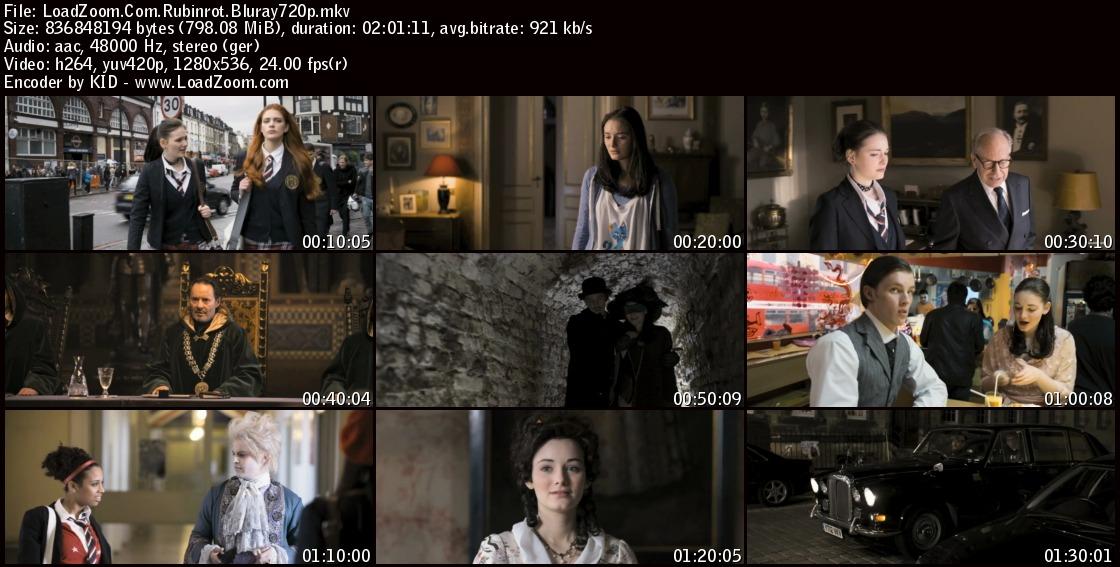 movie screenshot of Rubinrot fdmovie.com