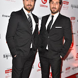 OIC - ENTSIMAGES.COM - TonyAlberti and John Alberti at the  Britain's Next Top Model - UK TV premiere airing tonight at 9pm on Lifetime in London 14th January 2016 Photo Mobis Photos/OIC 0203 174 1069