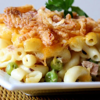 Easy Tuna Casserole Recipe